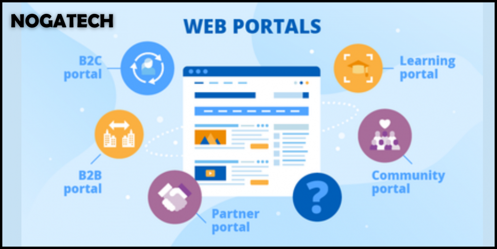 5 Web Portal Examples that Your Company Can Learn From