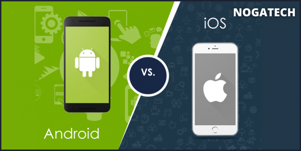 Android or iOS Which One Is More Useful In Business App Development?