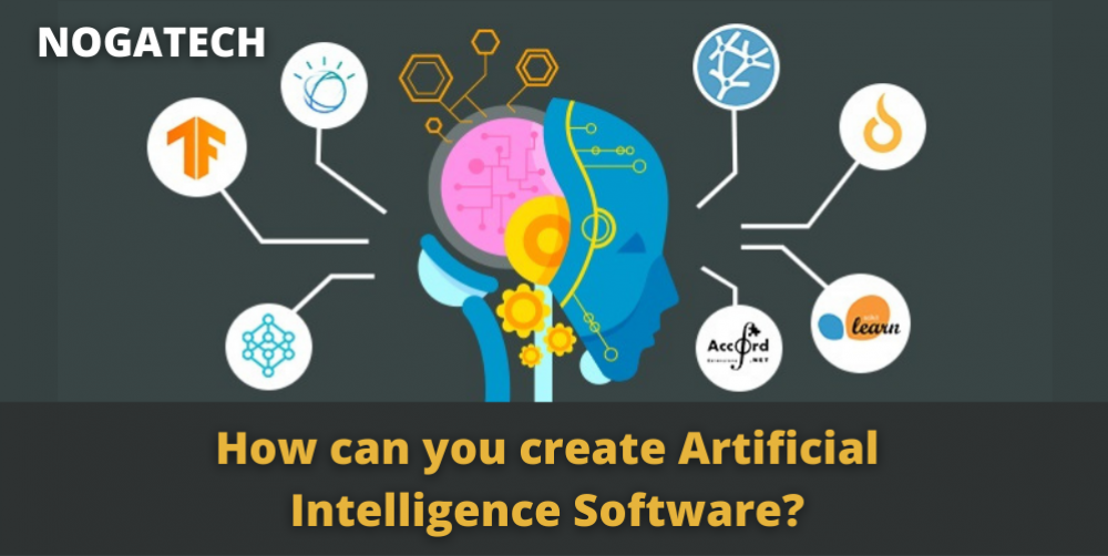 How can you create Artificial Intelligence Software?